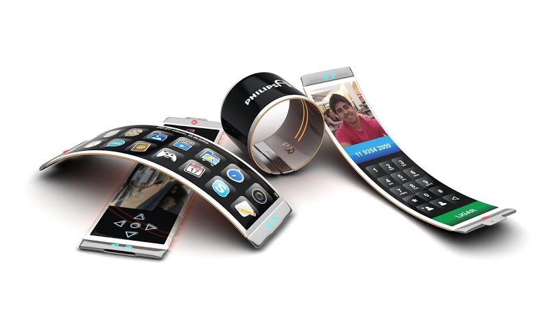 Investigadores de la Universidad Veracruzana optimizan la tecnología OLED (utilizada en pantallas flexibles) para ahorrar energía - pantallas-oled-flexibles