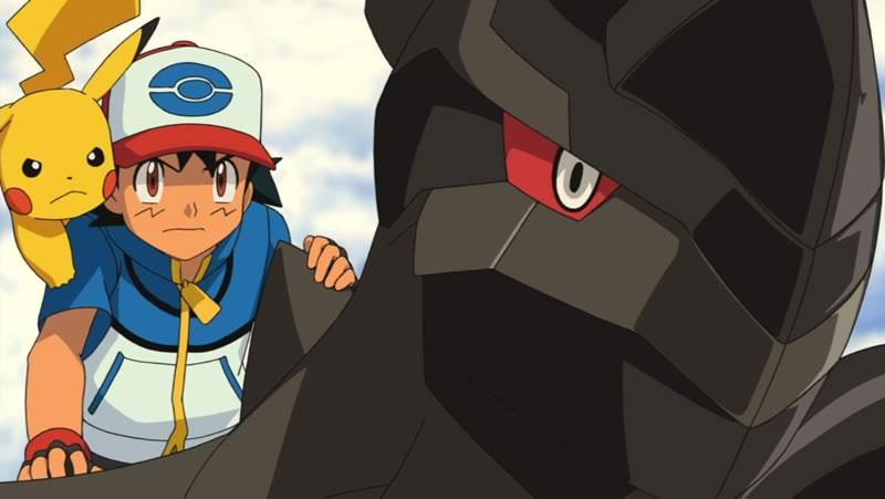 Pokémon: Negro y Blanco en Netflix a partir del 1 de marzo - pokemon-negro-pelicula