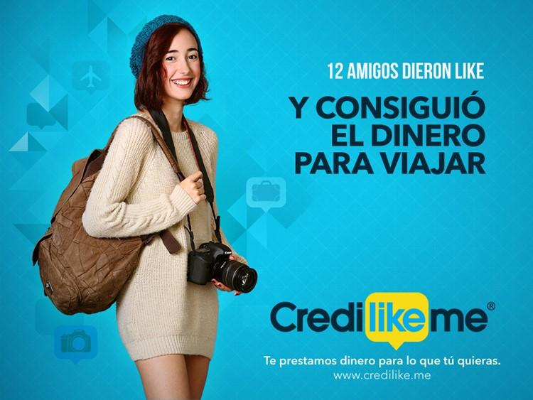 Préstamo de dinero a través de la confianza de tus amigos con Credilike.me - prestamo-dinero-credilikeme