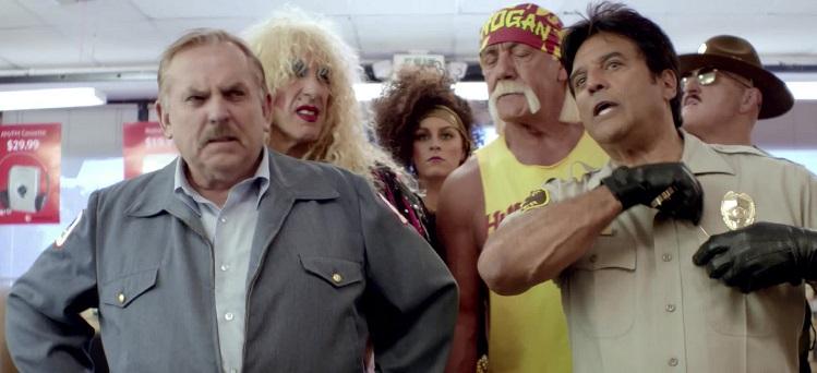 Jason, ALF, Chucky, Hulk Hogan y más, reunidos en épico comercial de RadioShack para el Super Bowl - radioshcak