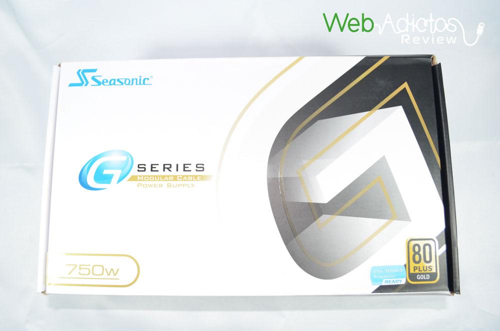 Fuente de Poder Seasonic G Series G 750 [Reseña] - seasonic-g-series-750w-01