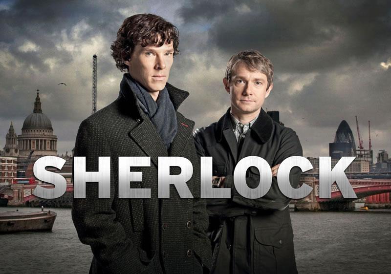 Tercera Temporada de Sherlock será estrenada en Netflix este 14 de Febrero - sherlock-netflix