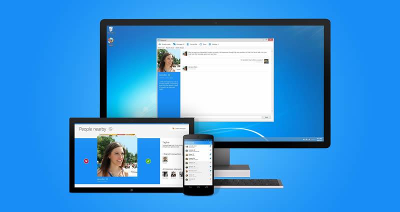 Stepout, app para conocer gente cercana. Disponible para Windows, iOS y Android - stepout-para-conocer-gente