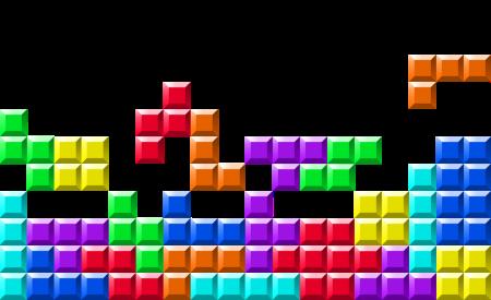 Jugar Tetris ayudaría a bajar de peso