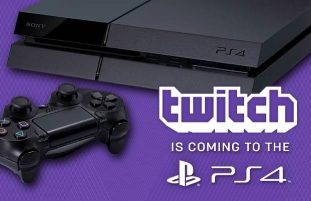 Más de un millón de usuarios transmiten videojuegos a través de Twitch - twich-ps4