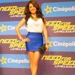 Estreno de la semana en el cine: Need For Speed: La película - Actress_Alma_Luna_red_carpet_at__Mexico_Premiere_of_DreamWorks_Pictures_NEED_FOR_SPEED_on_March_8_2014_at_the_Cinepolis_Patio_Santa_Fe_in_Mexico_City._Photo_by_Julio_Pineda