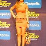 Estreno de la semana en el cine: Need For Speed: La película - Actress_Paola_Galina_red_carpet_at_Mexico_Premiere_of_DreamWorks_Pictures_NEED_FOR_SPEED_on_March_8_2014_at_the_Cinepolis_Patio_Santa_Fe_in_Mexico_City._Photo_by_Julio_Pineda