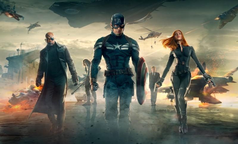 Estreno de la semana en el cine: Capitán América y el Soldado del Invierno - Captain-America-The-Winter-Soldier-textless-banner-800x486