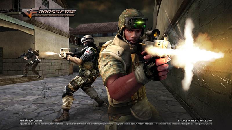 CrossFire, el shooter Free to Play llega a México en español - Crossfire-espanol