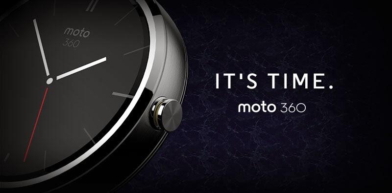 Moto 360, el primer reloj inteligente con Android Wear - Moto-360-android-wear