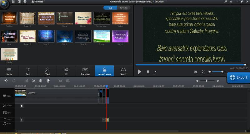 Editor de video Aimersoft, una excelente opción para editar tus videos [Gratis por tiempo limitado] - aimersoft6