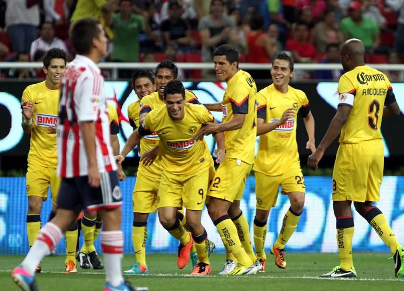 América vs Chivas en vivo, Jornada 13 Clausura 2014 - america-vs-chivas-en-vivo-clausura-2014