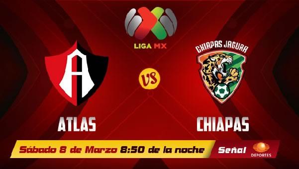 Atlas vs Chiapas en vivo, Jornada 10 Clausura 2014 - atlas-vs-jaguares-en-vivo