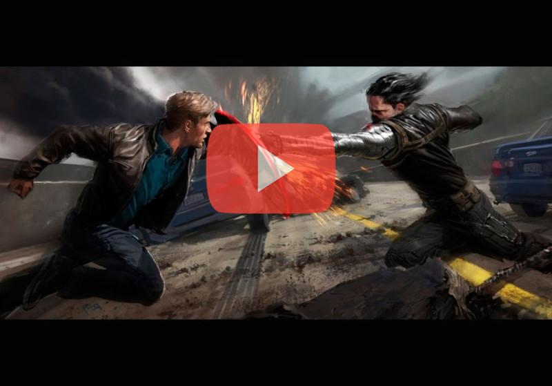 Capitán América 2: El Soldado de Invierno muestra primeros minutos en tráiler oficial - capitan-america-2-soldado-de-invierno-800x559