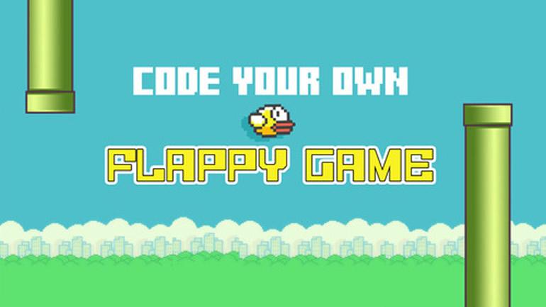 Aprende a crear tu propio Flappy Bird sin saber programación - crear-flappy-bird