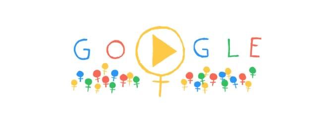 Google celebra el Día Internacional de la Mujer con un Doodle - doodle-dia-internacional-de-la-mujer