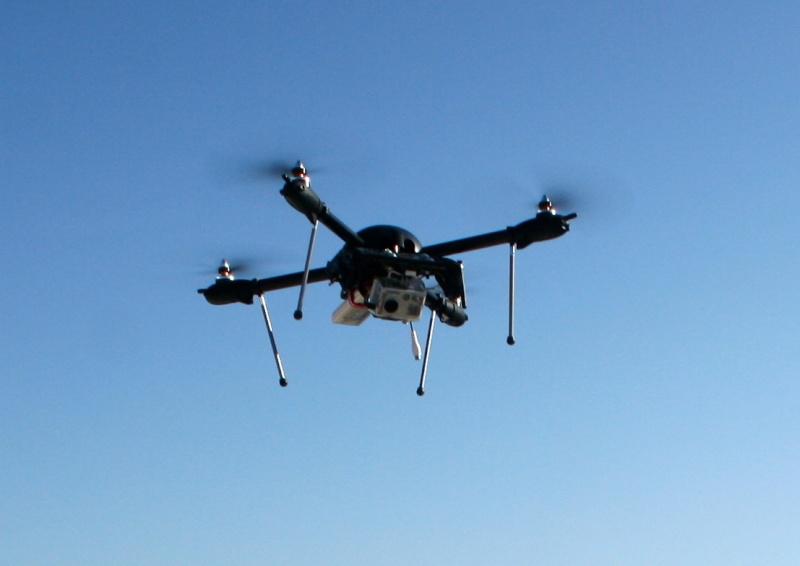 Utilizan drone para contrabandear droga en la cárcel - drone-droga-carcel
