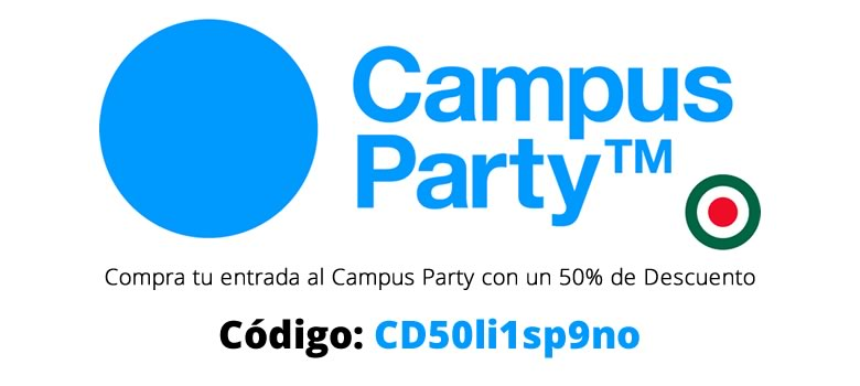 Compra tu entrada a Campus Party México 2014 con un 50% de descuento - entradas-campus-party-descuento