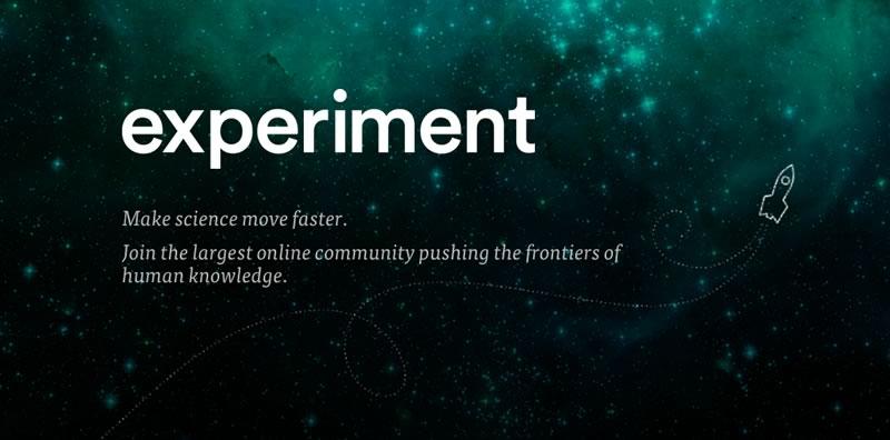 Experiment.com, plataforma para apoyar investigaciones científicas - experiment-apoyo-investigaciones-cientificas