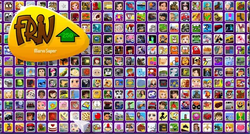 Friv, juegos gratis online para todos los gustos y otra alternativa que te gustará - friv-juegos-gratis