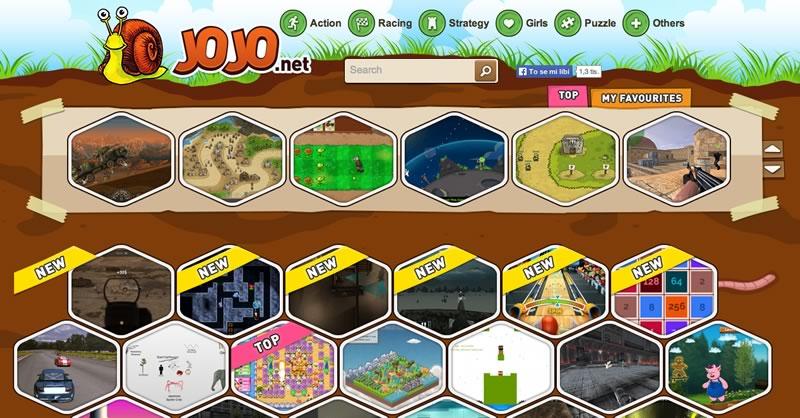 Friv, juegos gratis online para todos los gustos y otra alternativa que te gustará - juegos-jojo.net_