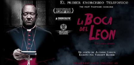 La Boca del León: Un exorcismo a través del iPhone