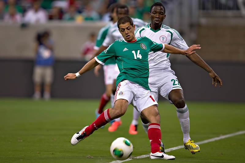 México vs Nigeria en vivo, Amistoso rumbo al mundial de Brasil 2014 - mexico-vs-nigeria-en-vivo-2014-amistoso