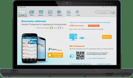 Moborobo, la mejor herramienta para gestionar tu smartphone desde la PC