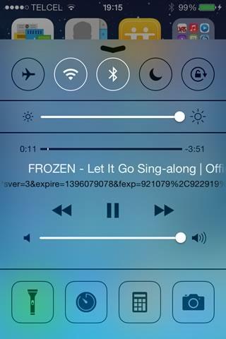 Cómo escuchar música de YouTube en segundo plano en iPhone con iOS 7 - musica-youtube-iphone-2