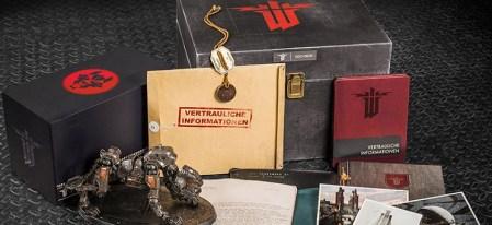 Wolfenstein: The New Order, lanzan edición especial que NO incluye el juego