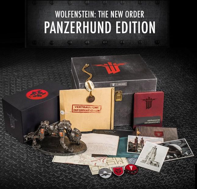 Wolfenstein: The New Order, lanzan edición especial que NO incluye el juego - p1
