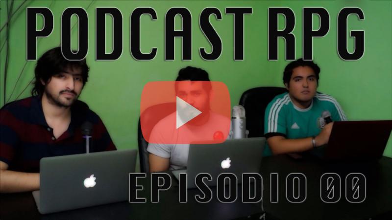 Nuevo videopodcast de videojuegos: El Podcast RPG [Piloto] - podcastrpg-img-800x450