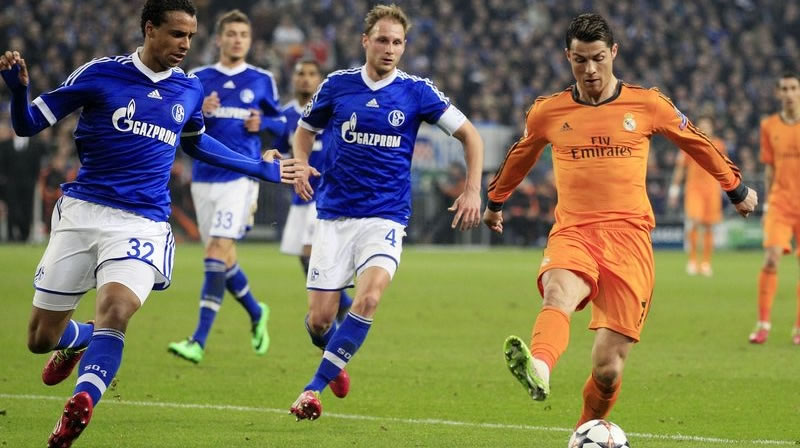 Champions League Real Schalke