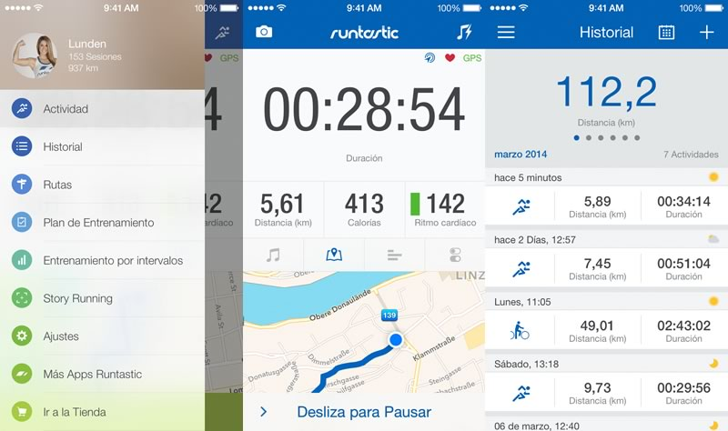 Runtastic actualiza su app con nuevo diseño y nuevas funciones gratis - runtastic-5-app