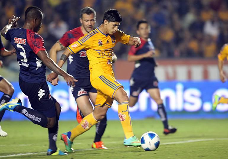 Tigres vs Veracruz en vivo, Copa MX 2014 (Semifinal) - tigres-vs-veracruz-semifinal-copamx