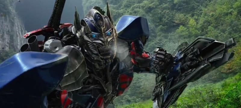 Transformers 4: La Era de la Extinción muestra Dinobots en primer tráiler - transformers-4-800x360