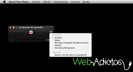 ¿Cómo grabar la pantalla de tu Mac sin aplicaciones externas?