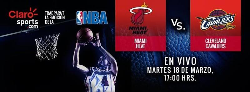 Ver la NBA en vivo por Internet: Miami Heat vs Cavaliers de Cleveland - ver-la-nba-en-vivo-800x296