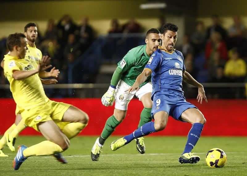 Villarreal vs Getafe en vivo, Liga Española 2014 - villarreal-vs-getafe-en-directo-2014