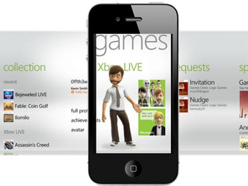 Xbox Live integrará sus juegos en iPhone y Android para competir ante los desarrolladores móviles independientes - xbox-live-en-iphone