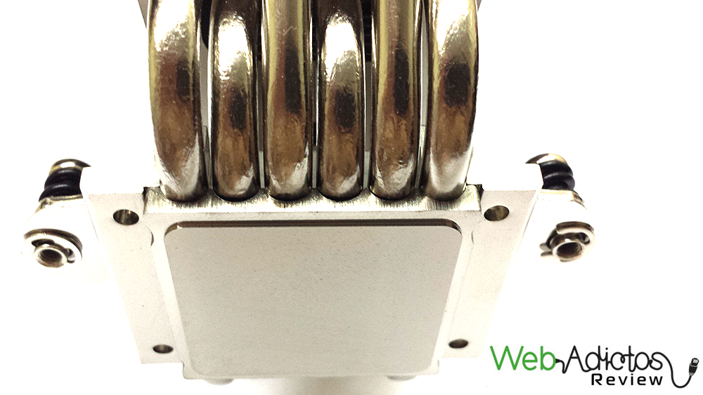 Disipador de gama alta, Noctua NH-U14S [Reseña] - 11