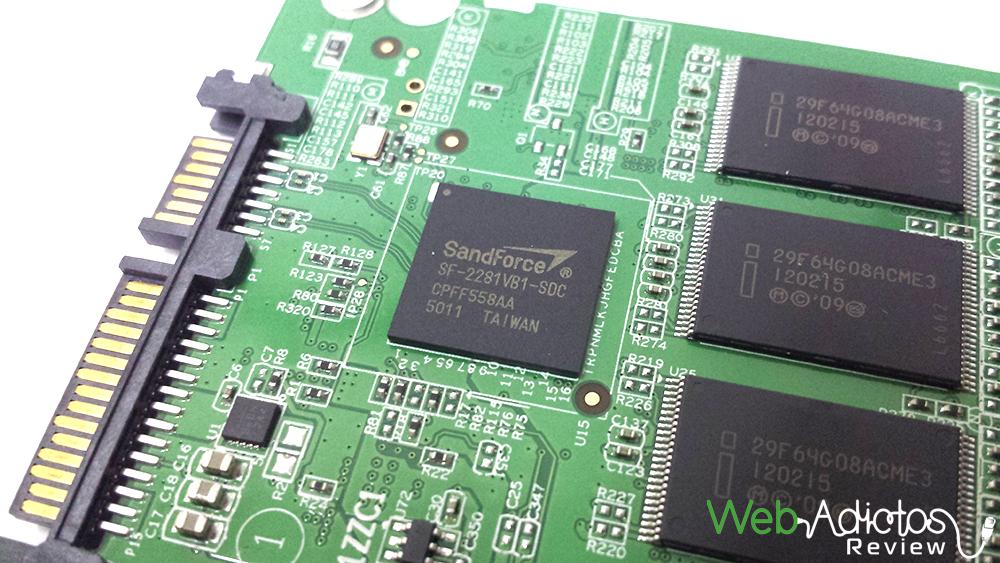 Disco SSD ADATA XPG SX900 de 128GB [Reseña] - 112