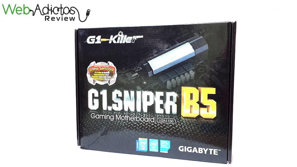Gigabyte G1.Sniper B5, tarjeta madre para gamers con buenas prestaciones [Reseña] - 37