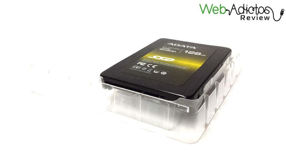 Disco SSD ADATA XPG SX900 de 128GB [Reseña] - 52