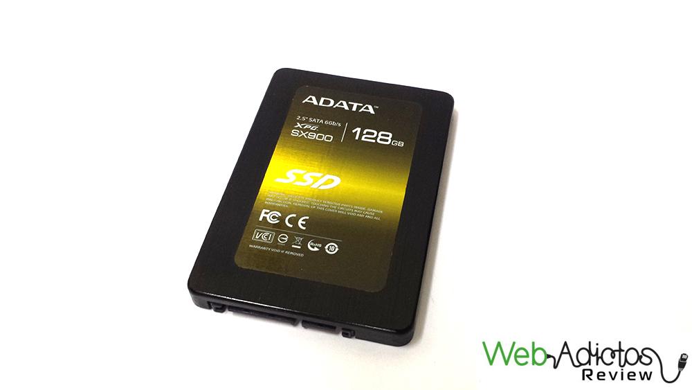 Disco SSD ADATA XPG SX900 de 128GB [Reseña] - 82