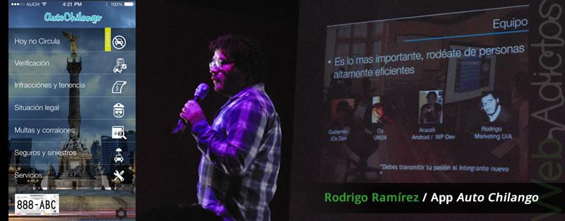 Segunda edición del The App Date México: Qué es la Gamificación, consejos de emprendimiento y Appsurdas - App-Auto-chilango