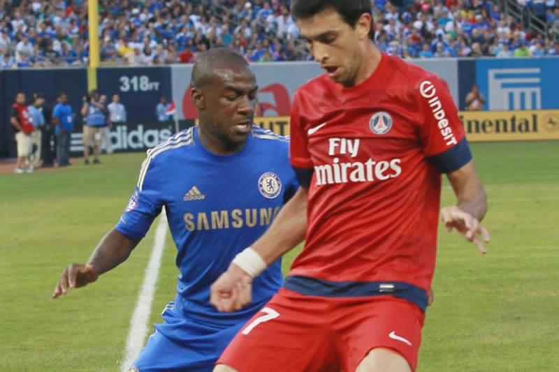 Chelsea vs Paris Saint-Germain en vivo, Cuartos Champions 2014 (ida)