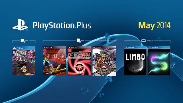 Juegos gratis para PlayStation Plus del mes de mayo - PlayStationPlusMayo2014