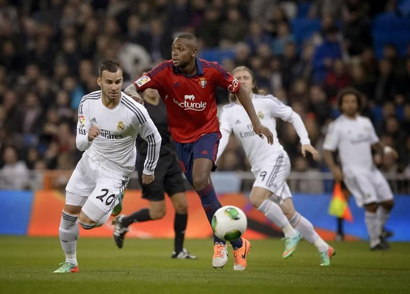 Real Madrid vs Osasuna en vivo, Jornada 35 Liga Española 2014 - Real-Madrid-vs-Osasuna-en-vivo-Liga-Espana