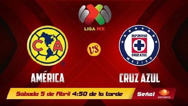 América vs Cruz Azul en vivo, Jornada 14 Clausura 2014 - america-vs-cruz-azul-en-vivo-televisa